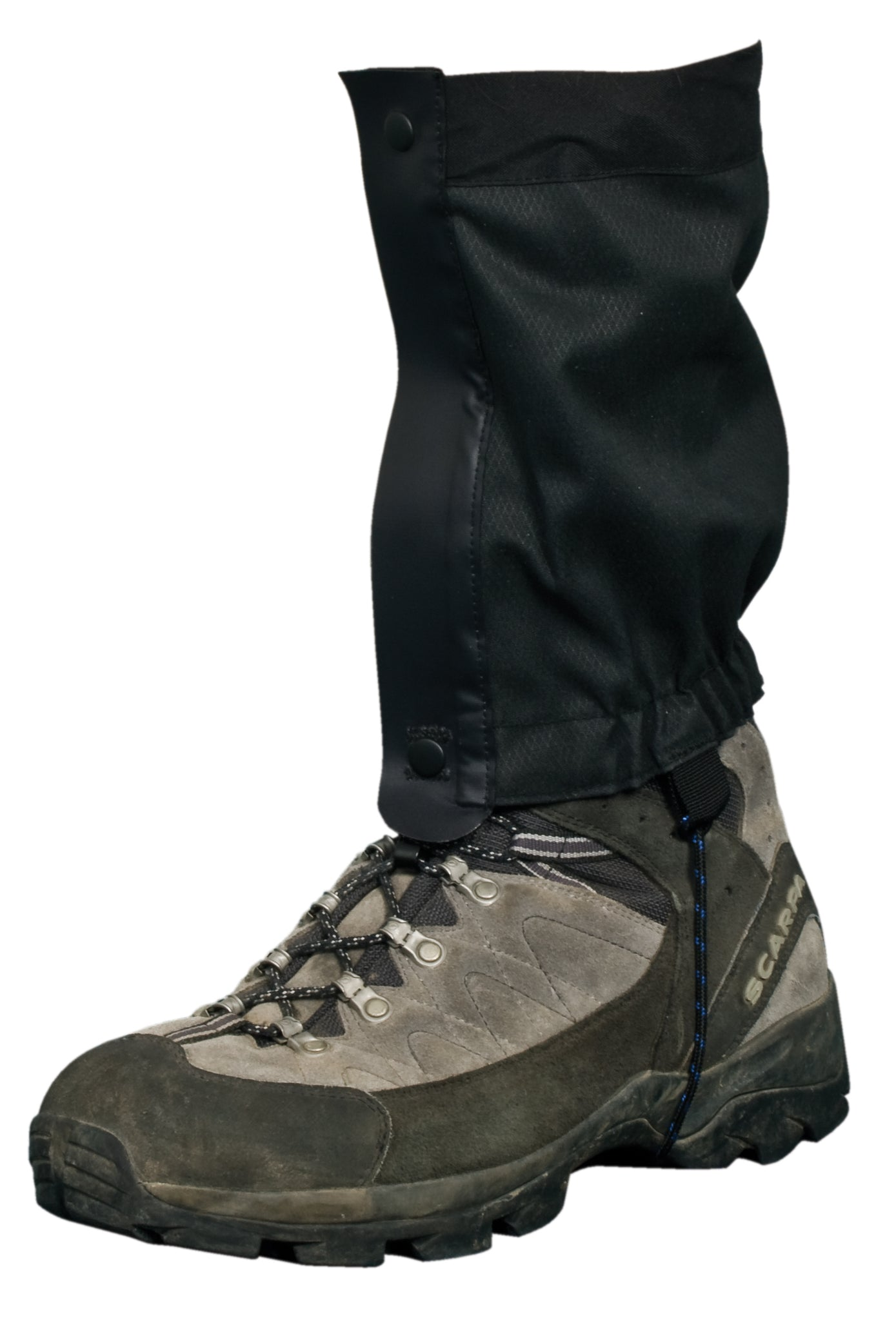 Sherpa Gaiters Canvas - Short