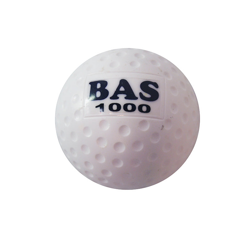 Vampire Hockey Ball 1000 Dimple - White