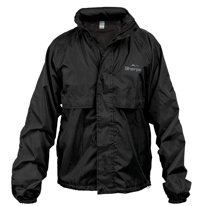 Stay Dry Hiker Jkt - Black
