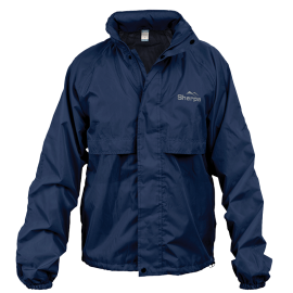 Sherpa Stay Dry Hiker Jacket - Navy