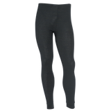 Kids Polypro Thermal Long Johns - Black