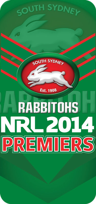 Rabbitohs Premiers Galaxy 4 Cover
