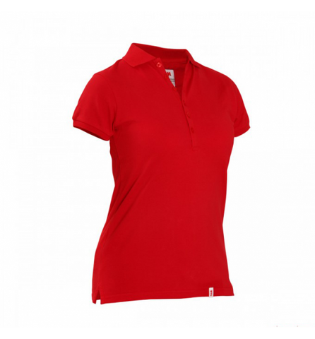 Slam Women's Roseland Polo - Red