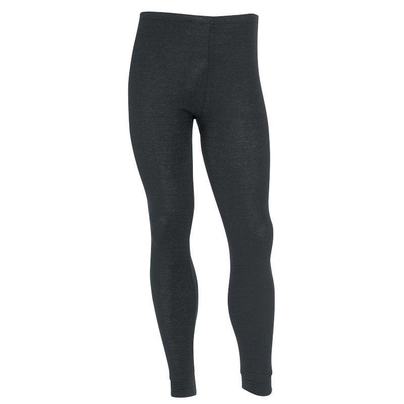 Sherpa Polypro Long John Pants - Black