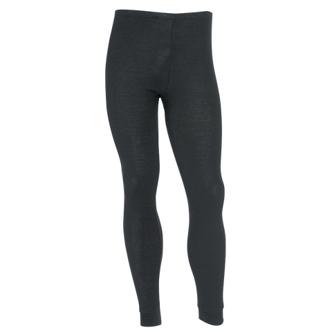 Polypro Long John Thermal Pant - Black