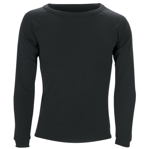 Polypro Longsleeve Thermal Top _ Black