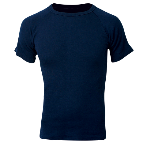 Polypro Shortsleeve Thermal Top - Navy