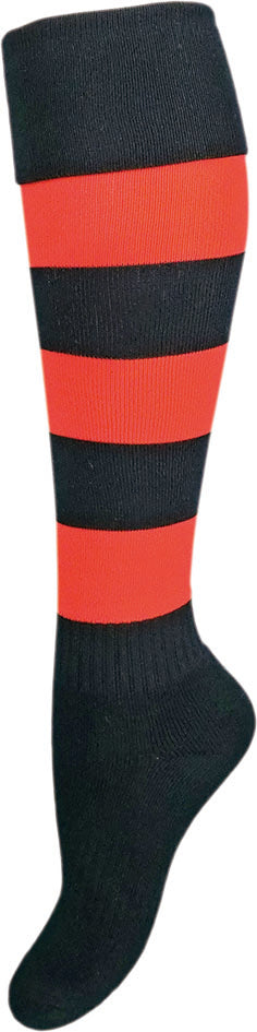 Essendon Bombers Supporter Socks