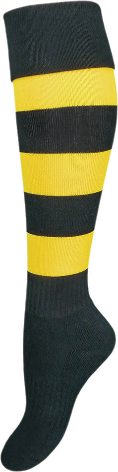 Richmond Tigers Supporter socks