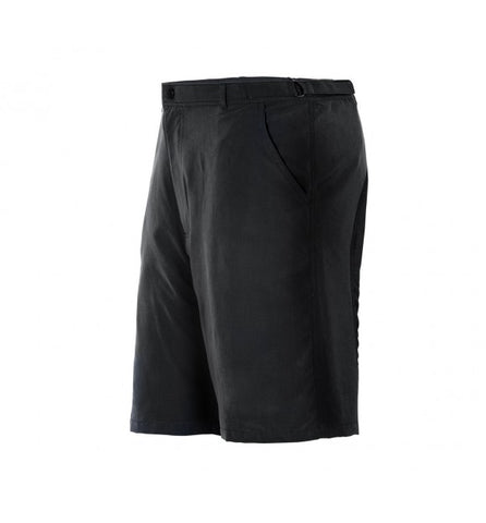 Slam Hissar Shorts - Black