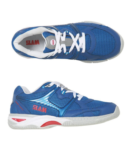 Slam Scarpa Code 3 Boat Shoe - Royal