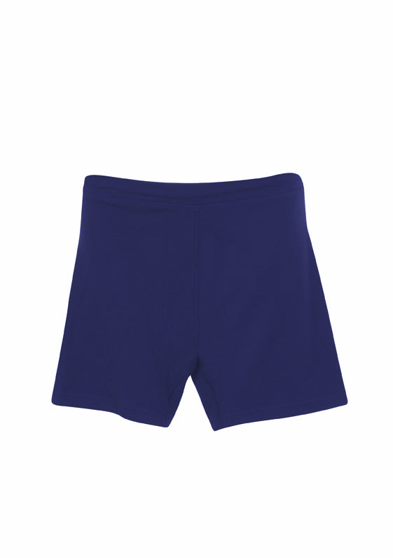 Ladies Fitness Shorts - Navy