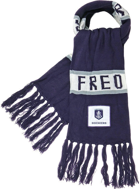Fremantle dockers Bar Scarf