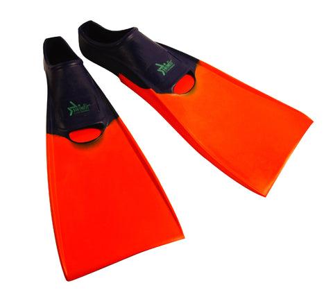 Swimfit Full Foot Rubber Fins Junior