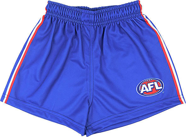 Western Bulldogs Replica Shorts