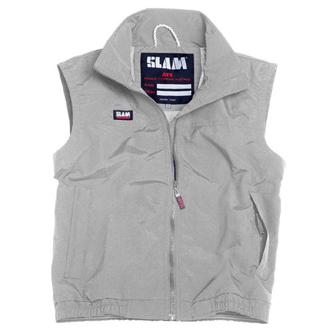 Slam Mens Summer Sailing Vest - Grey