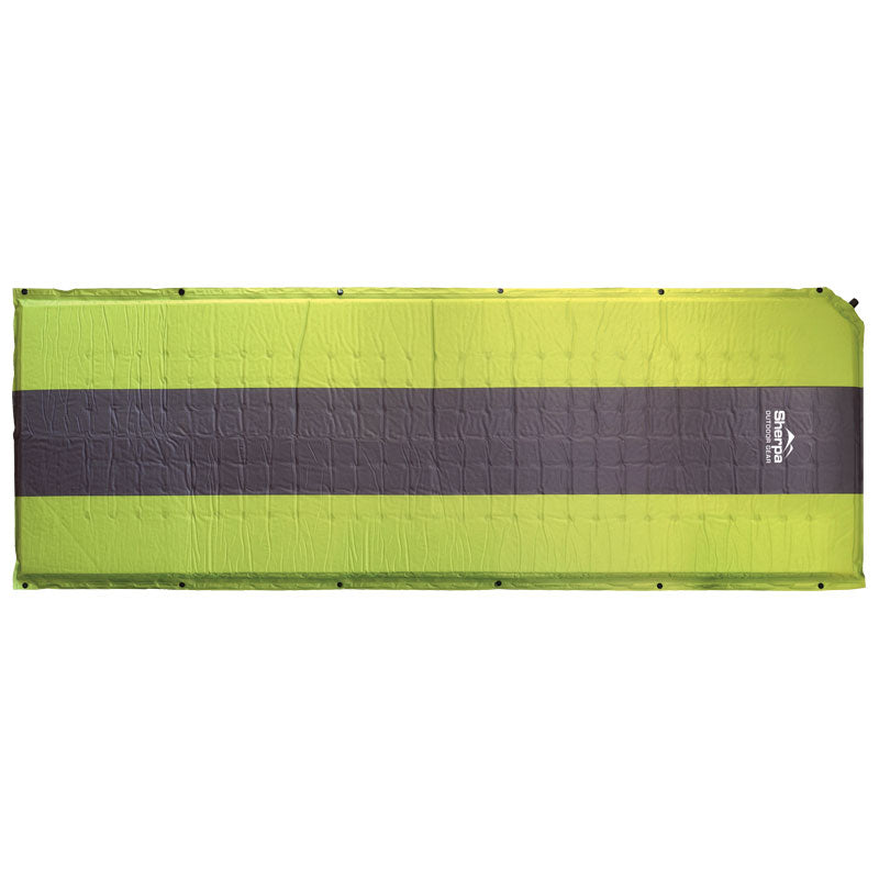 Sherpa Sleeping Mat Camper - Green