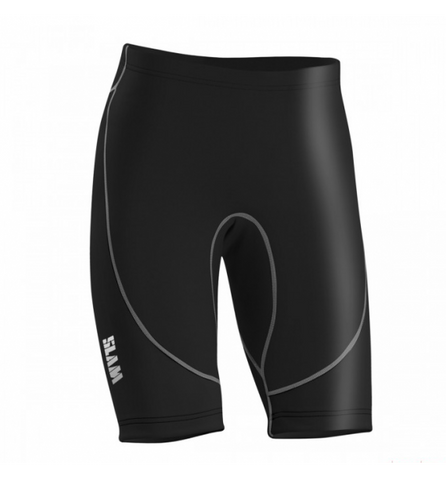 Slam Kids Skiff Short - Black