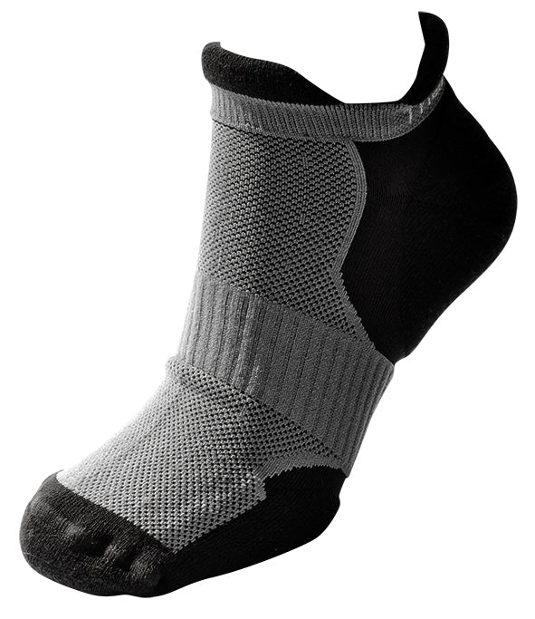 ThermaTech Mens Active Low Cut Socks - Charcoal
