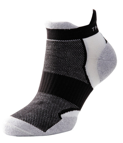 ThermaTech Mens Active Low Cut Socks - Black