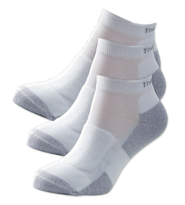 Thermatech Low Cut Socks - 3 Pack