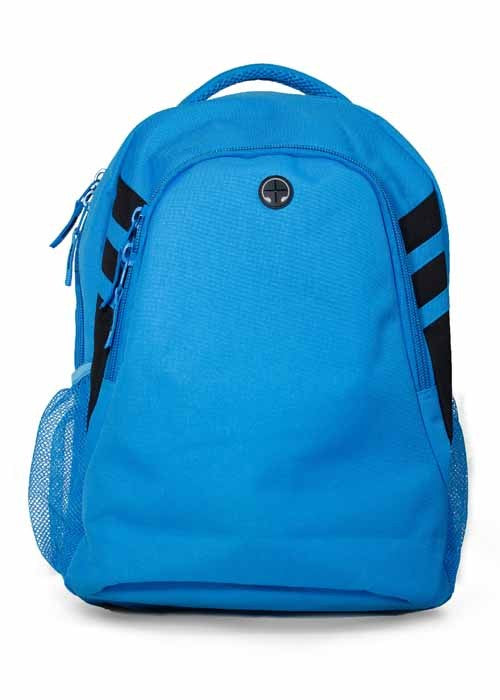 Tasman Backpack - Cyan/Black