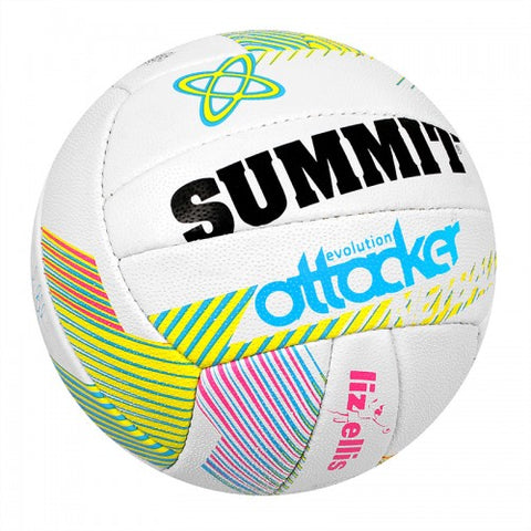 Evolution Attacker Netball - Size 5