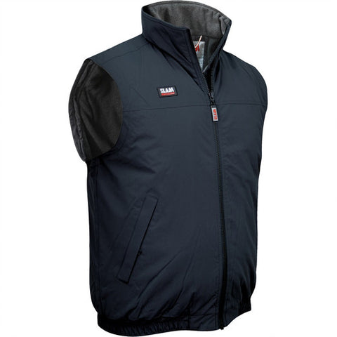 Slam Winter Sailing Vest - Navy