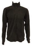 Mens Microfleece top - Chocolate