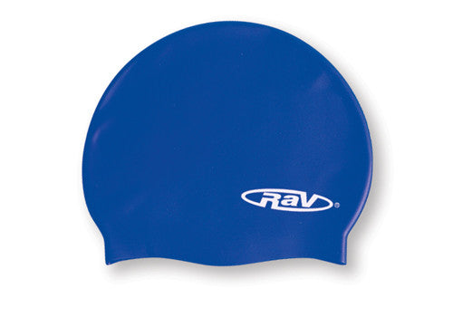 Junior Silicone Swimming Cap