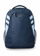 Tasman Backpack - Navy/Sky