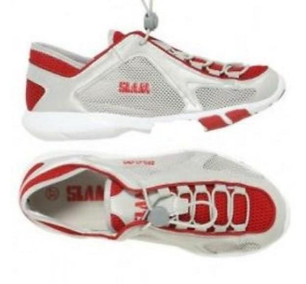 Slam Weekend Boating Shoe - Red