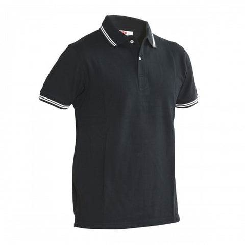 Slam Mens Regatta Polo - Navy