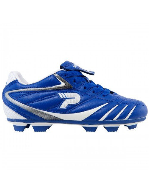 Patrick Football Boot - Royal/White
