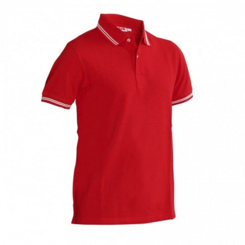 Slam Mens Regatta Polo - Red