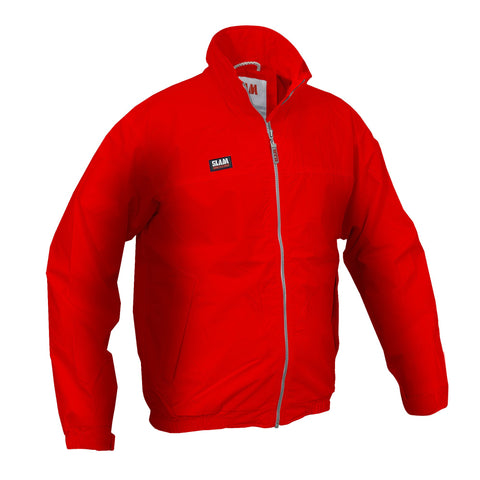 Slam Summer Sailing Jacket - Red