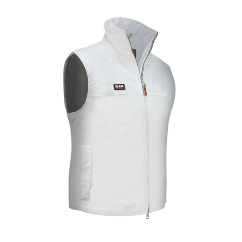 Slam Summer Sailing Vest - White