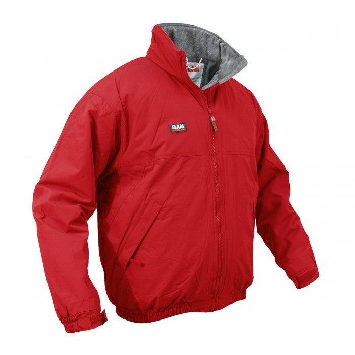 Slam Winter Sailing Jacket - Red