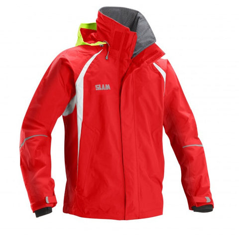 Slam Force 2 Yachting Jacket - Slam Red