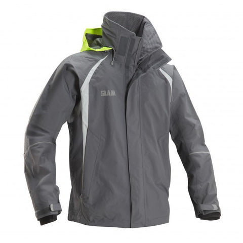 Slam Force 2 Yachting Jacket - Steel