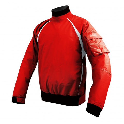 Slam Force 2 Sailing Smock - Slam Red