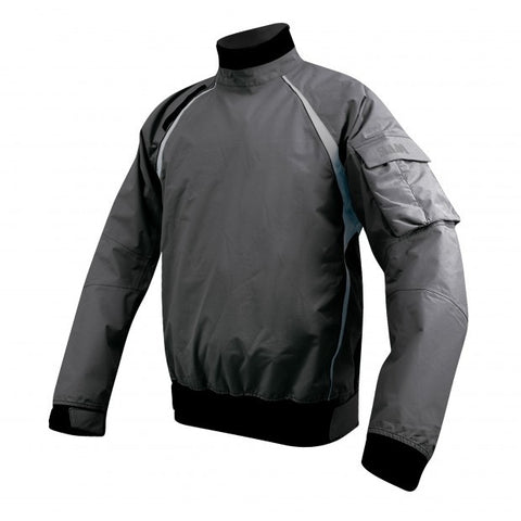 Slam Force 2 Sailing Smock - Steel