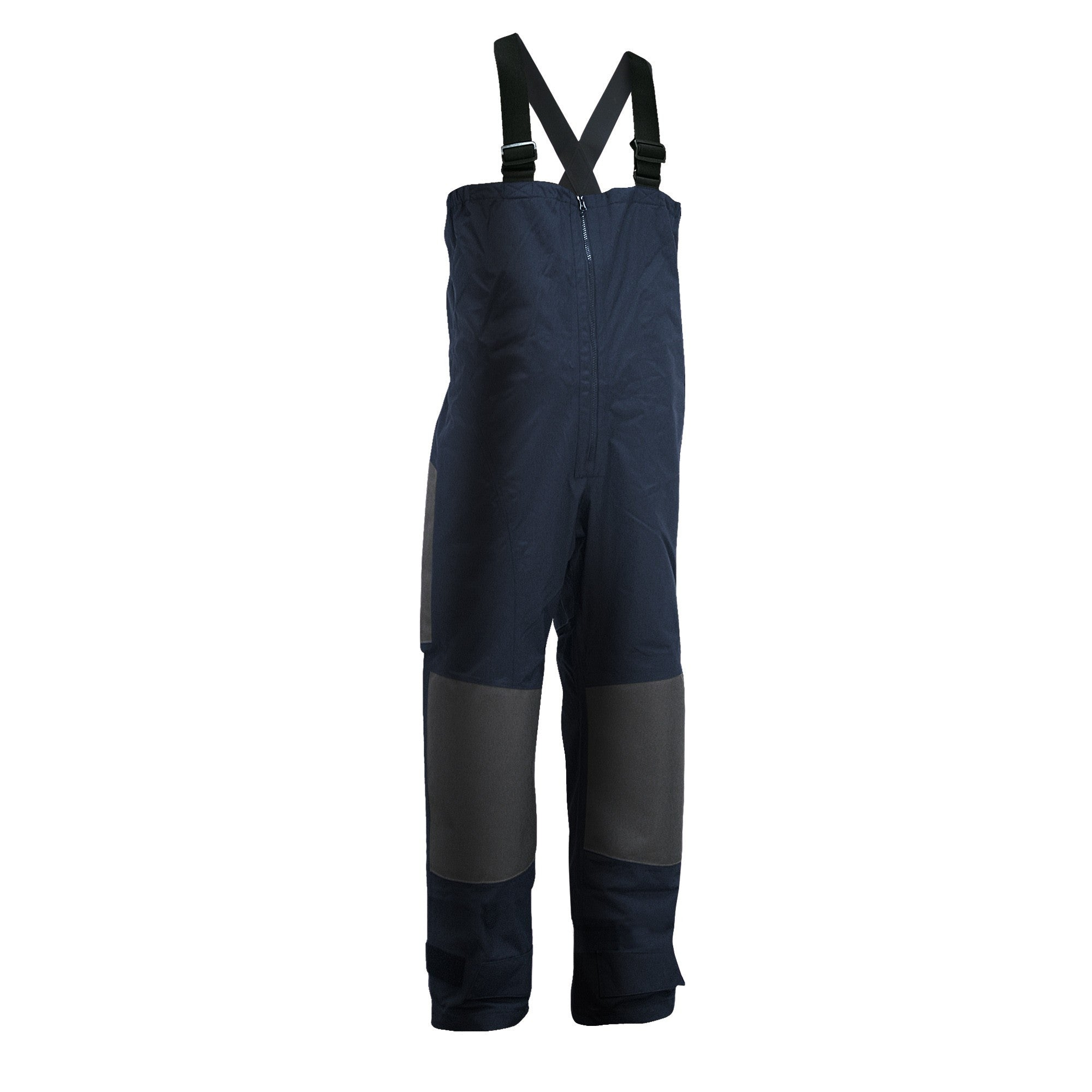 Force 1 Bib & Brace - Navy