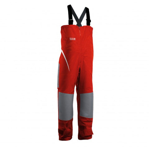 Slam Force 1 Bib & Brace Pants - Slam Red