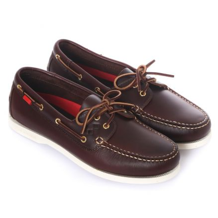 Scarpa Prince Evo Boat Shoe - Brown