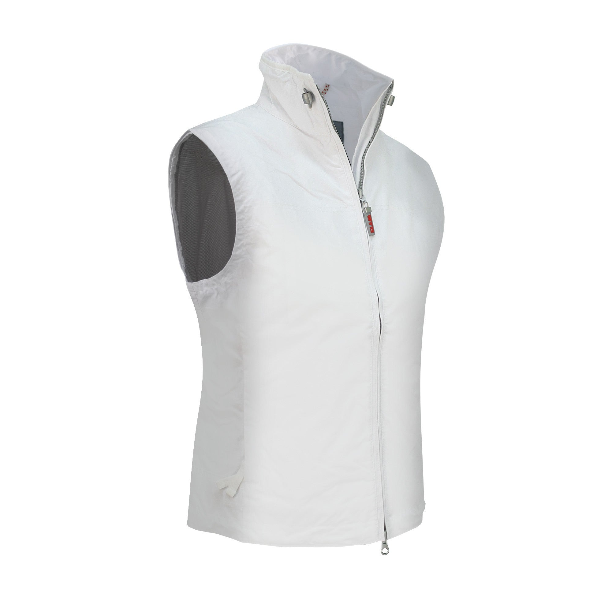 Slam Ladies Summer Vest - White