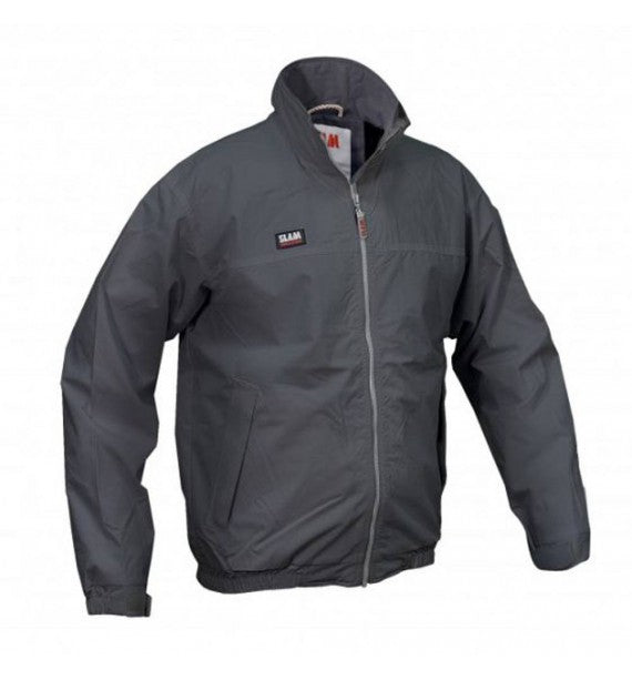 Mens Summer Jacket - Steel