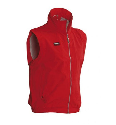 Slam Winter Sailing Vest - Red
