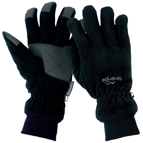 Full Fingered Fleece Glove