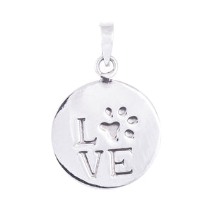 K9 Love Pendants